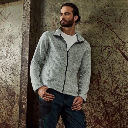 Veste en laine C+ workwear Hommes