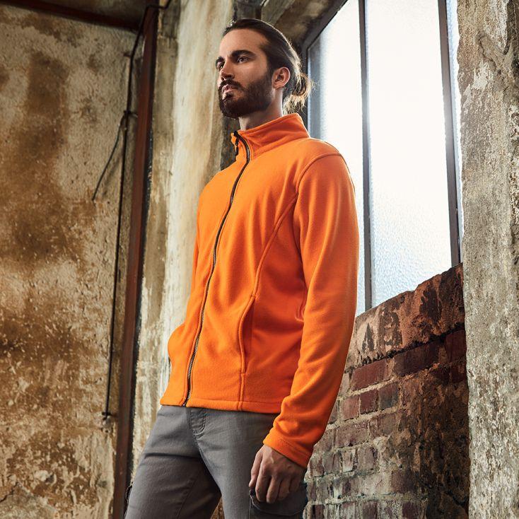 Fleece Jacket C+ Workwear Men