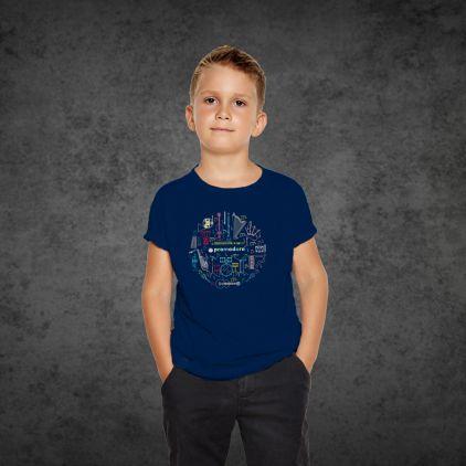 "Print ""promodoro orchestra"" Premium T-Shirt Kinder"