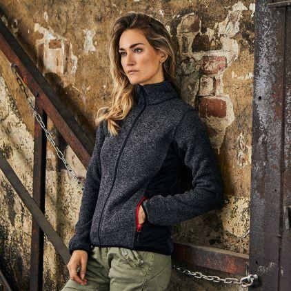 Veste de travail en laine Femmes
