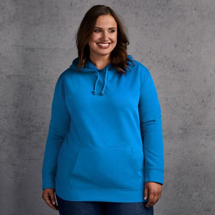 Sweat capuche basic 80-20 grande taille Femmes
