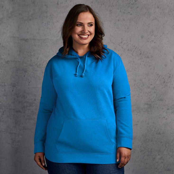 Basic Hoody 80-20 Plus Size Women