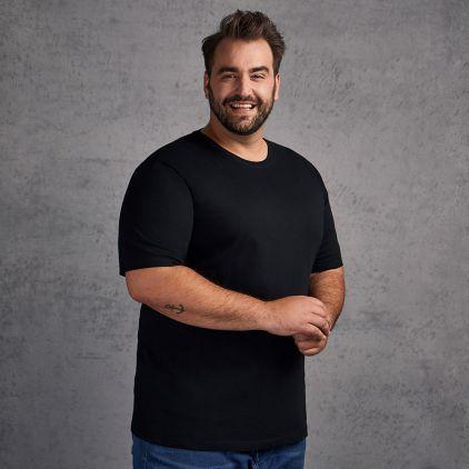 T-shirt bio grandes tailles Hommes