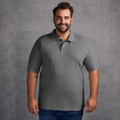 Polo supérieur grande taille Hommes