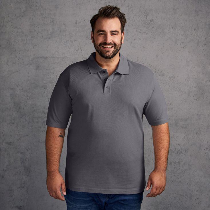Superior Polo shirt Plus Size Men