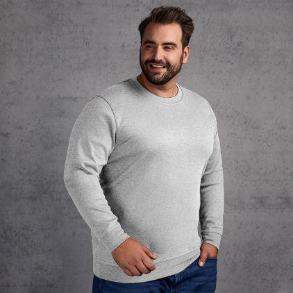 Premium Sweatshirt Plus Size Herren