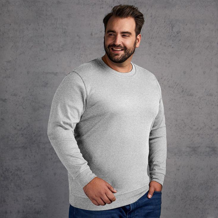 Premium Sweatshirt Plus Size Men