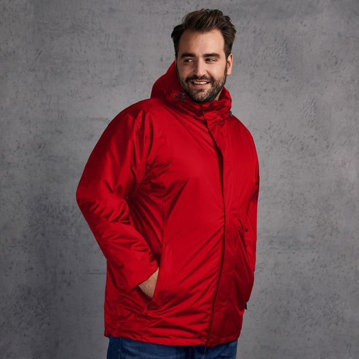Performance Jacke C+ Plus Size Herren