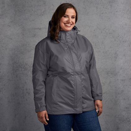 Performance Jacket C+ Plus Size Women