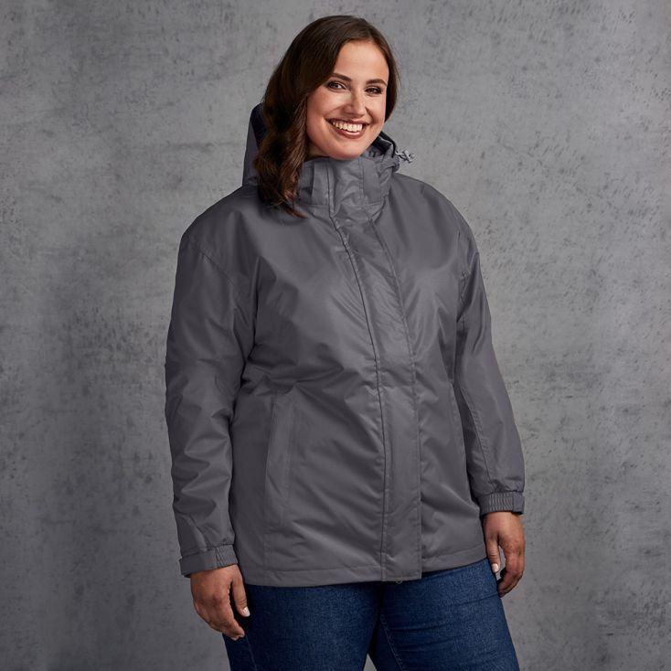 Performance Jacke C+ Damen Plus Size