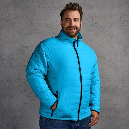 Padded Jacke C+ Plus Size Herren