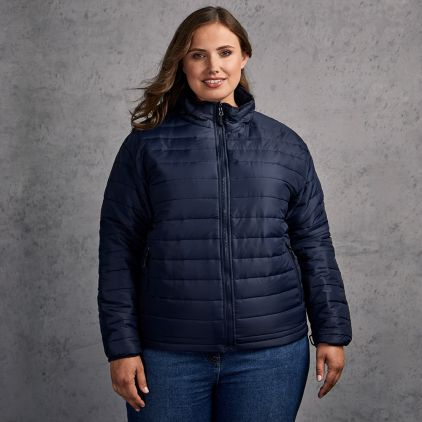 Padded Jacket C+ Plus Size Women
