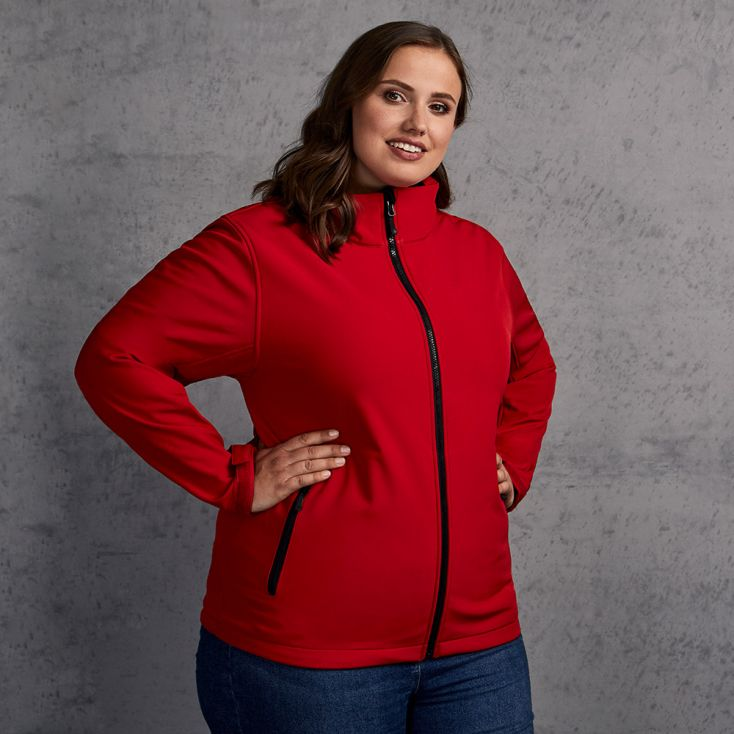 Veste Softshell C+ grande taille Femmes