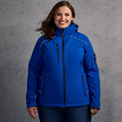 Softshell Jacke Plus Size Damen