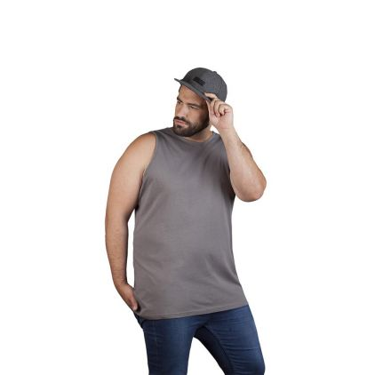 Athletic Tanktop Plus Size Men Sale