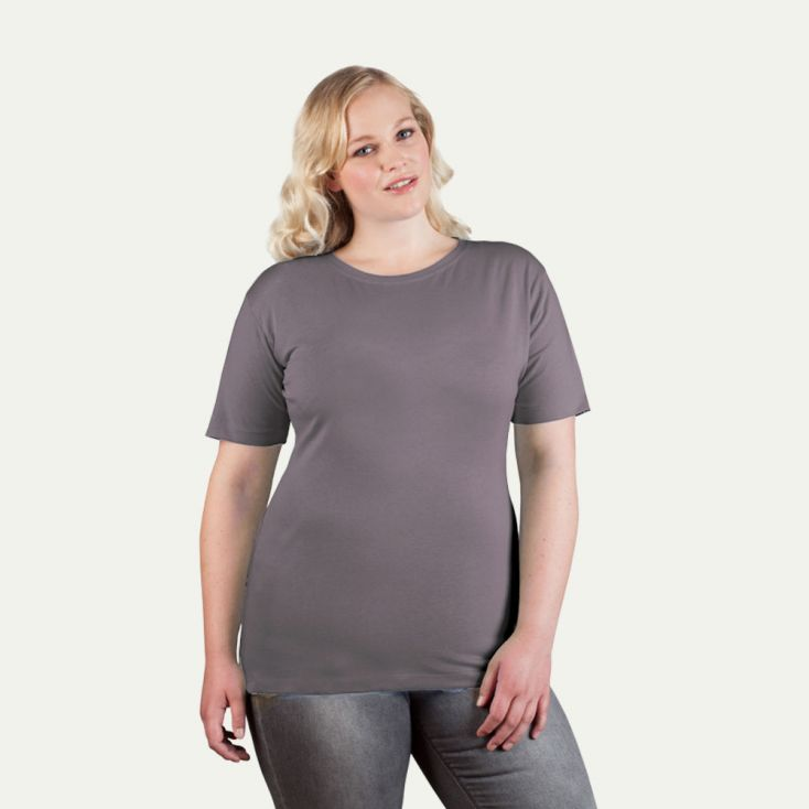 Premium T-Shirt Plus Size Damen SALE