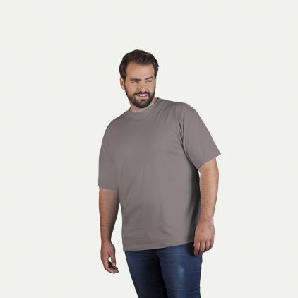Premium T-Shirt Plus Size Herren Sale