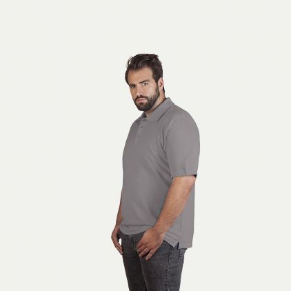 Superior Poloshirt Plus Size Herren Sale