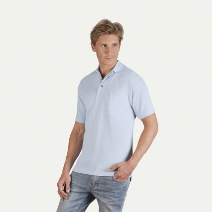 Heavy Polo shirt pocket Men Sale