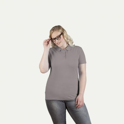 Superior Poloshirt Plus Size Damen Sale