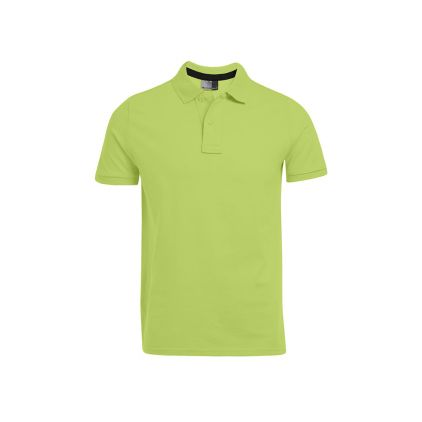 Single-Jersey Poloshirt Plus Size Herren Sale