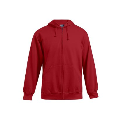 Veste sweat capuche zippée 80-20 grande taille Hommes promotion