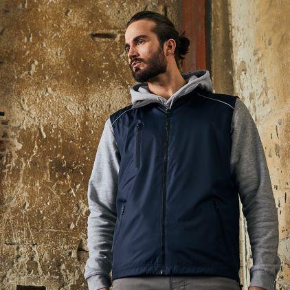 Veste sans manches Reversible C+ workwear Hommes