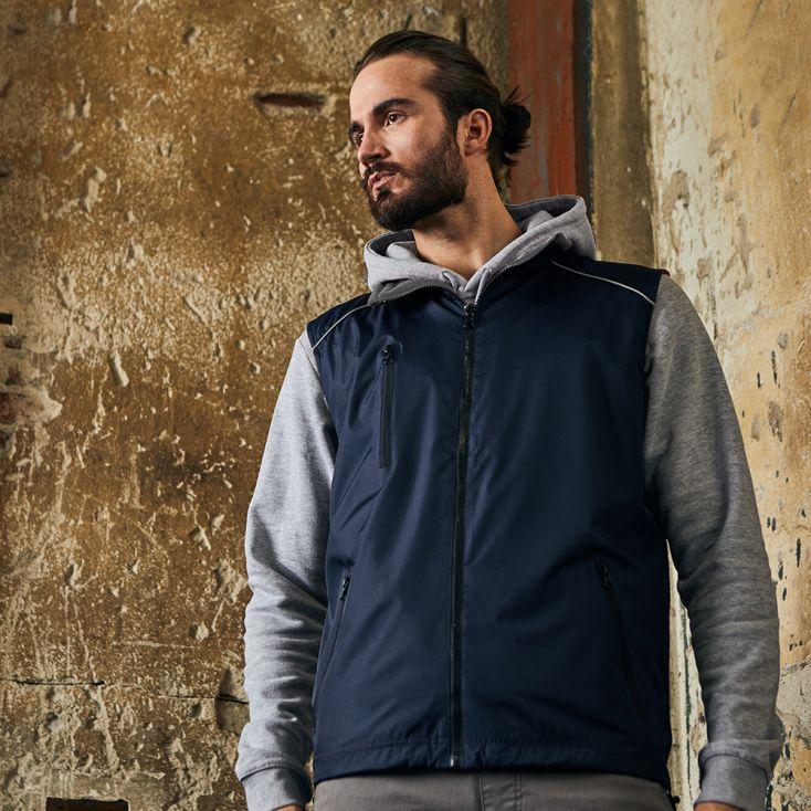 Reversible Gilet C+ Workwear Men