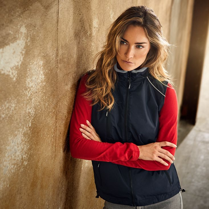 Reversible Gilet C+ Workwear Women