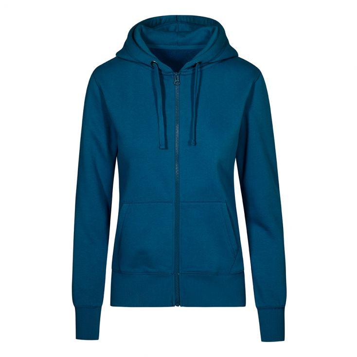 Zip Hoodie Jacket X.O Plus Size Women