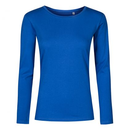 Roundneck longsleeve Plus Size Women