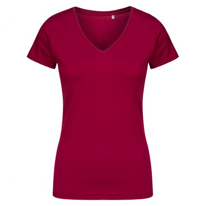 V-Neck T-Shirt Plus Size Women