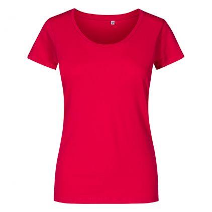 T-shirt décolleté grande taille Femmes
