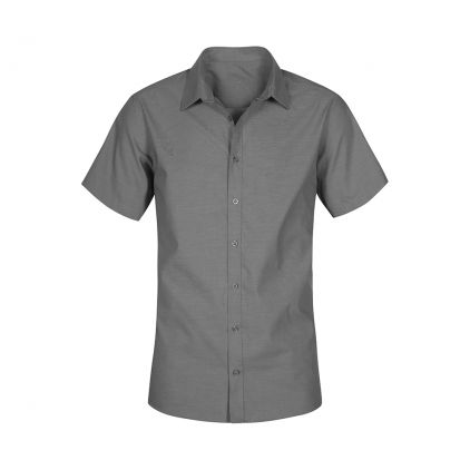 Oxford Shortsleeve Shirt Plus Size Men