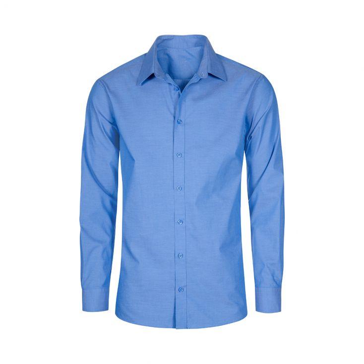Oxford Longsleeve Shirt Plus Size Workwear Men