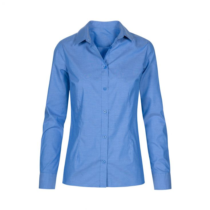 Chemise Oxford Manches Longues grandes tailles Femmes