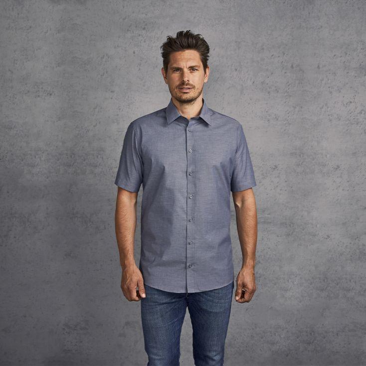 Oxford Shortsleeve Shirt Men