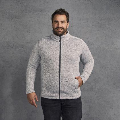 Veste en laine C+ grandes tailles Hommes