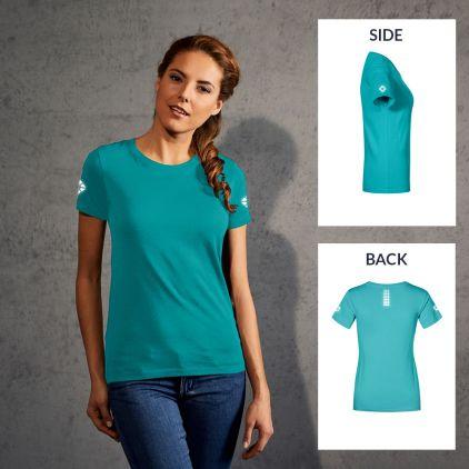 """Réfléchissant  """"run out"""" T-shirt Premium Femmes"""