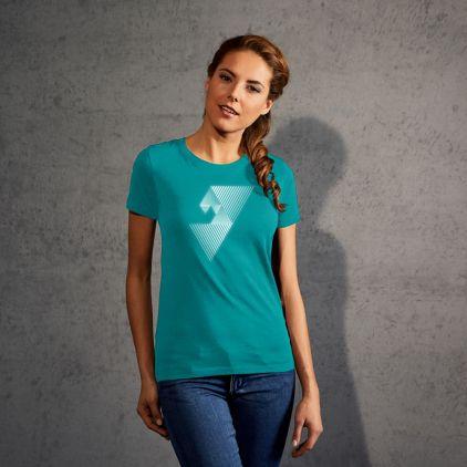 "Reflective ""balance mental"" Premium T-Shirt Damen"