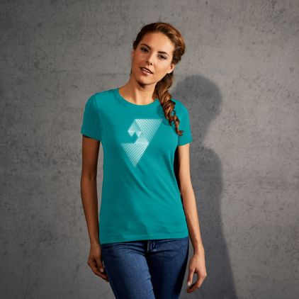 "Reflective ""balance mental"" Premium T-shirt Women"