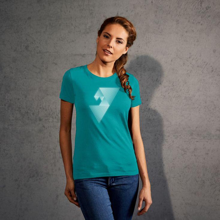 """Réflectif """"balance mental"""" T-shirt Premium Femmes"""