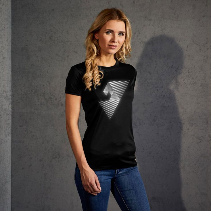 "Refkective ""balnance mental"" UV-Performance T-shirt Women"