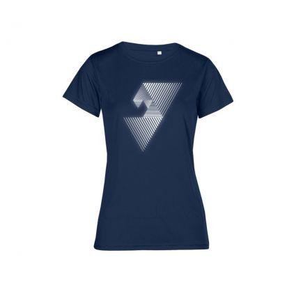 """Réfléchissant """"balance mental"""" T-shirt UV-Performance grandes tailles Femmes"""