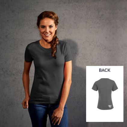 "Réflectif ""marathon winner"" T-shirt Premium Femmes"