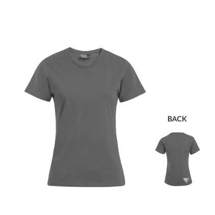 """Réfléchissant """"marathon winner"""" T-shirt Premium grandes tailles Femmes"""