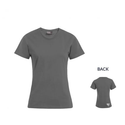 "Reflective ""marathon winner"" Premium T-shirt Plus Size Women"