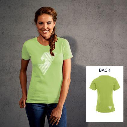 """Réflectif """"mental focus"""" T-shirt Premium Femmes"""