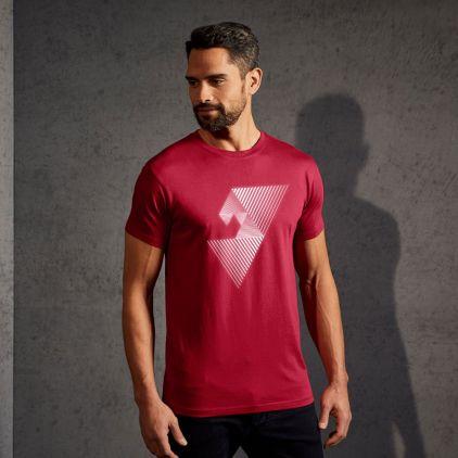 """Réflectif """"balance mental"""" T-shirt Premium Hommes"""