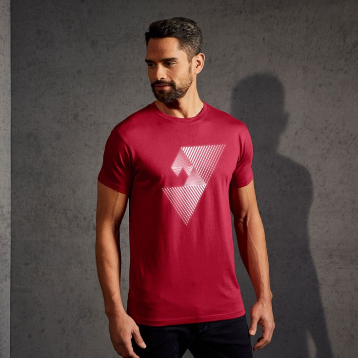 "Reflective ""balance mental"" Premium T-shirt Men"